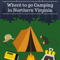 Where to go camping in Northern Virginia