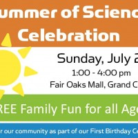 Children's Science Center 'Lab' celebrates first anniversary