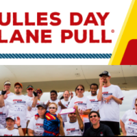 Dulles Day Festival & Plane Pull:  fun day for Special Olympics