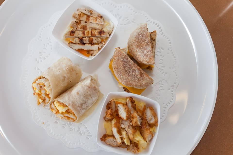 Chick-fil-A breakfast items