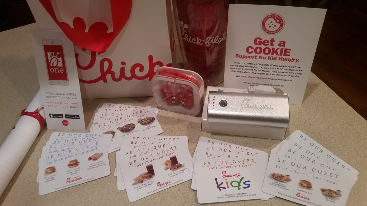 Chick-fil-A gift set