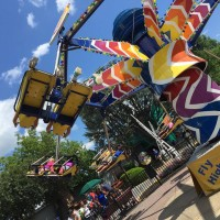 Summer fun at Dutch Wonderland theme park