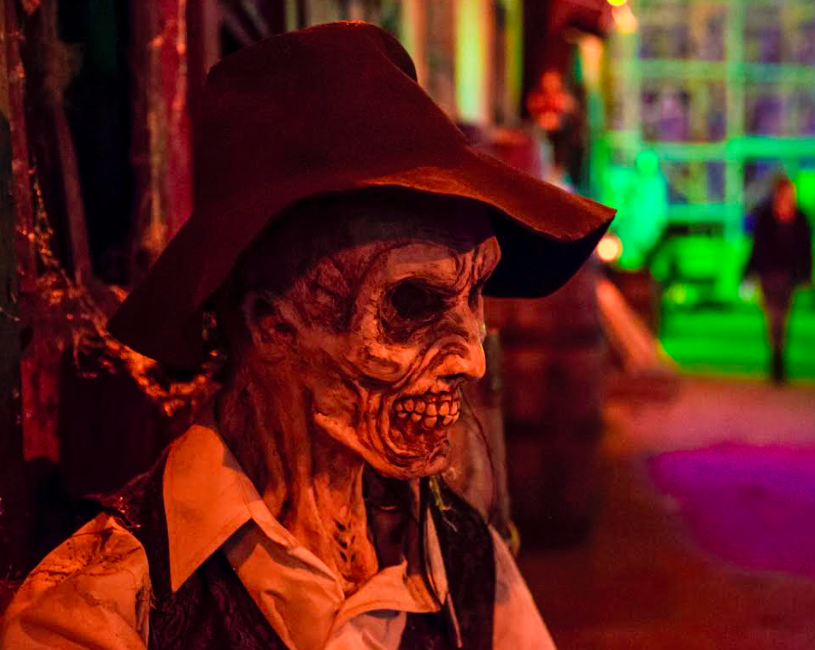 Beware the Phantom Fright Nights at Kennywood (photo: Kennywood)
