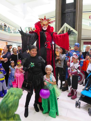 Indoor All Weather Halloween Fun At Fair Oaks Mall O Ween