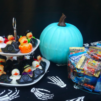 Teal Pumpkin Project:  the allergy-friendly Halloween campaign