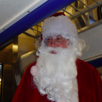 VRE Santa Train tickets go on sale soon