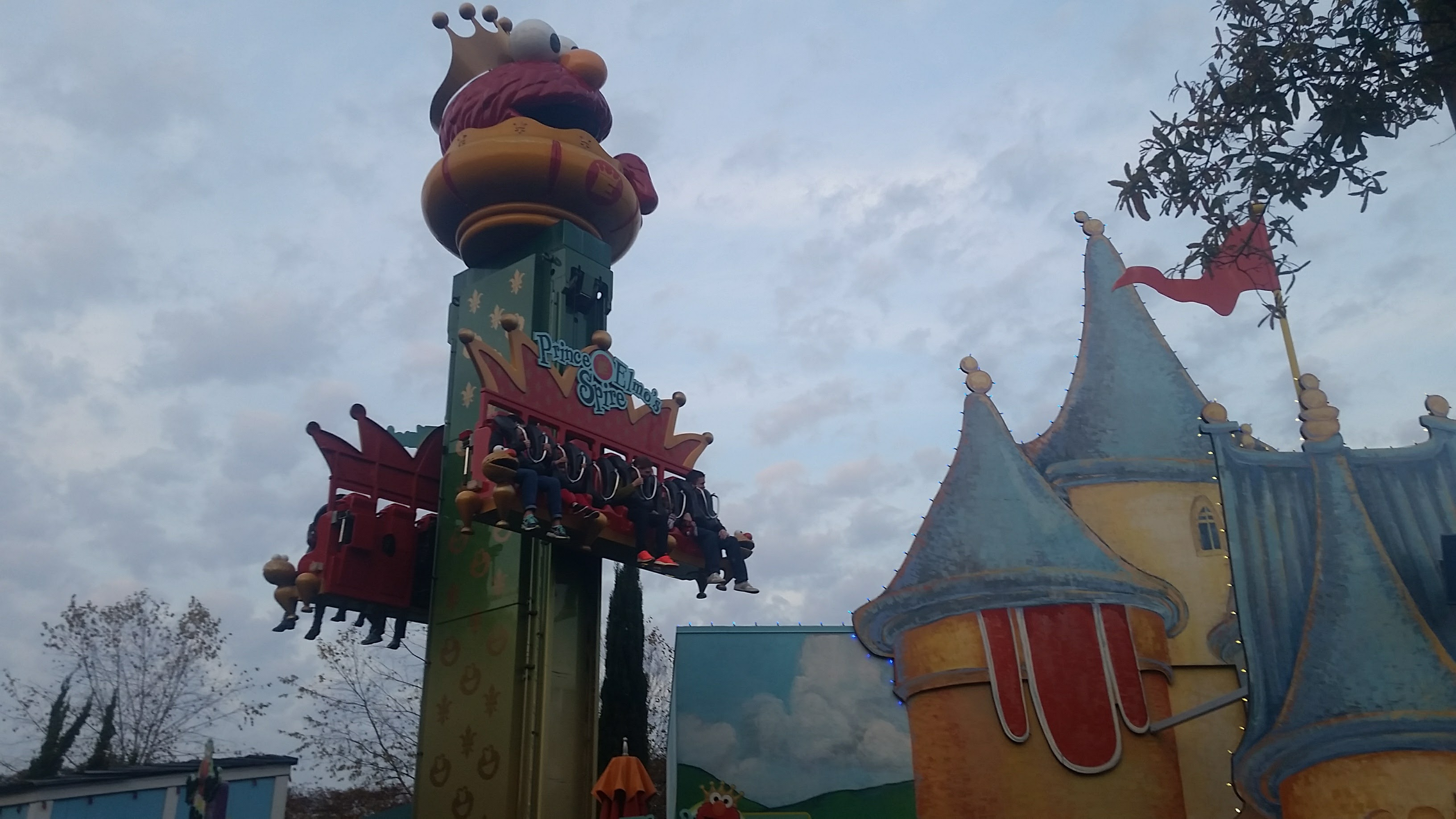 More family rides await you at the Sesame Street Forest of Fun