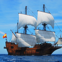 Tall ship El Galeón to visit Alexandria, Virginia