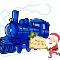 Win tickets to the popular VRE Santa Train!