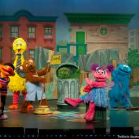 Review:  Sesame Street Live:  Elmo Makes Music