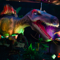 Travel back in time: Discover the Dinosaurs Unleashed