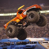 Monster Jam rolls into DC with a 'Triple Threat' in January!