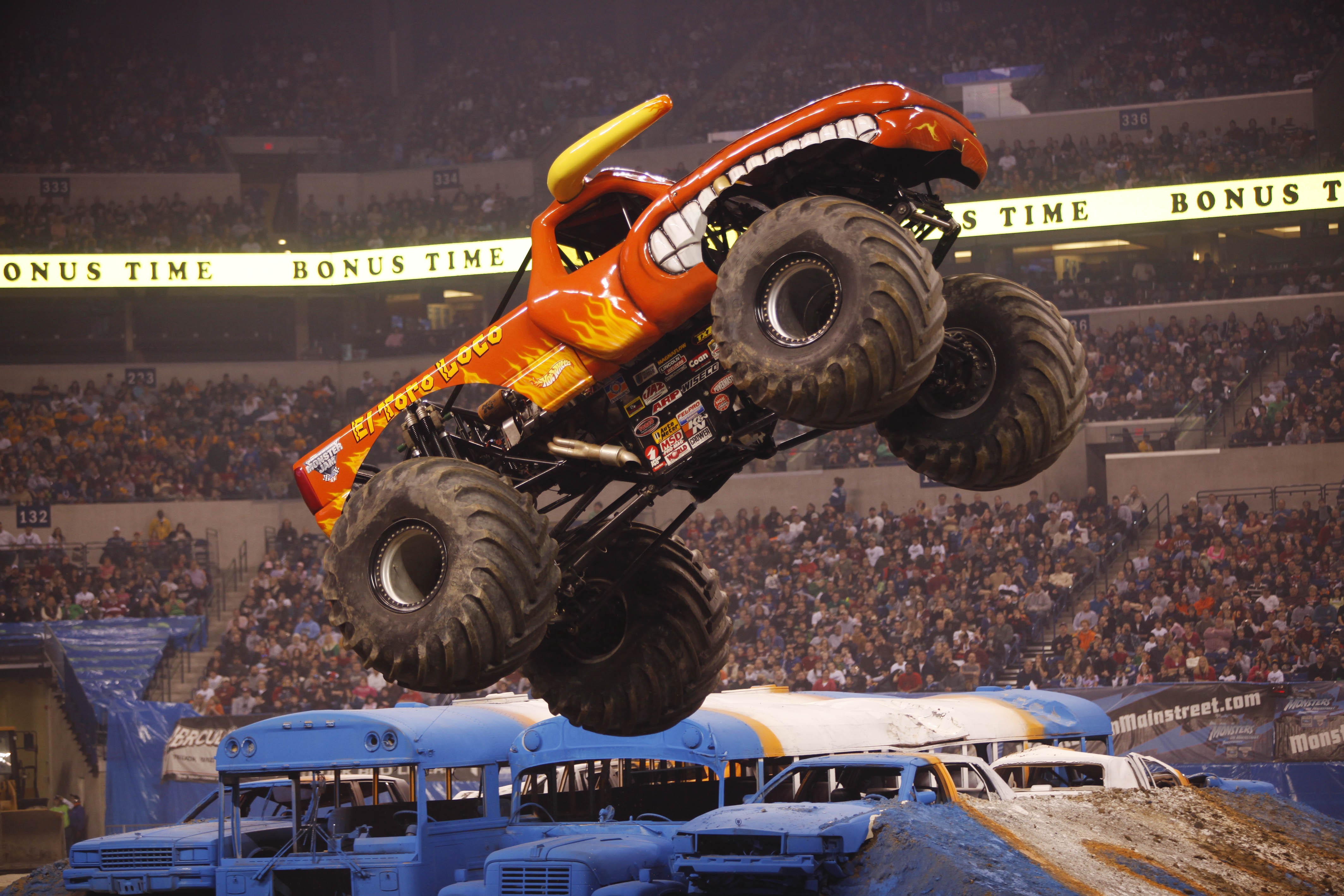 Monster Jam rolls into DC with a