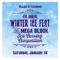 Enjoy frosty fun at annual Winter Ice Fest in Leesburg
