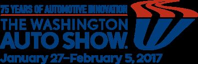 Washington Auto Show 2017 logo