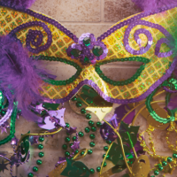 Mardi Gras in Northern Virginia