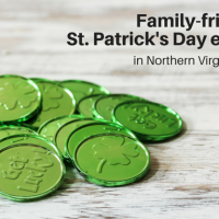 Family friendly St. Patrick's Day events in Northern Virginia