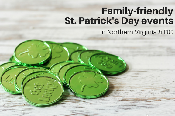 St Patrick's Day events