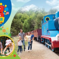 Day Out With Thomas rolls into B&O Railroad Museum soon