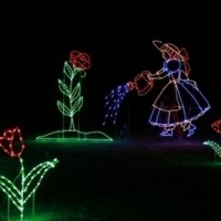 Amazing Farm Fun at Ticonderoga hosts Spring Walk of Lights
