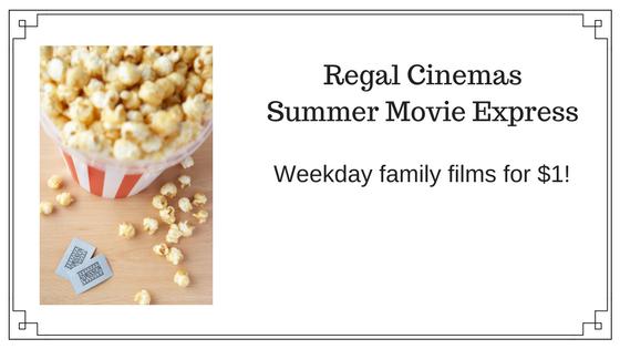 Regal Summer Movie Express-2
