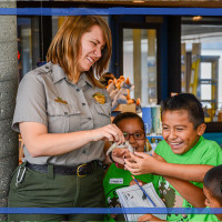 Enjoy exploring with Kids to Parks Day (and Northside shoes!)
