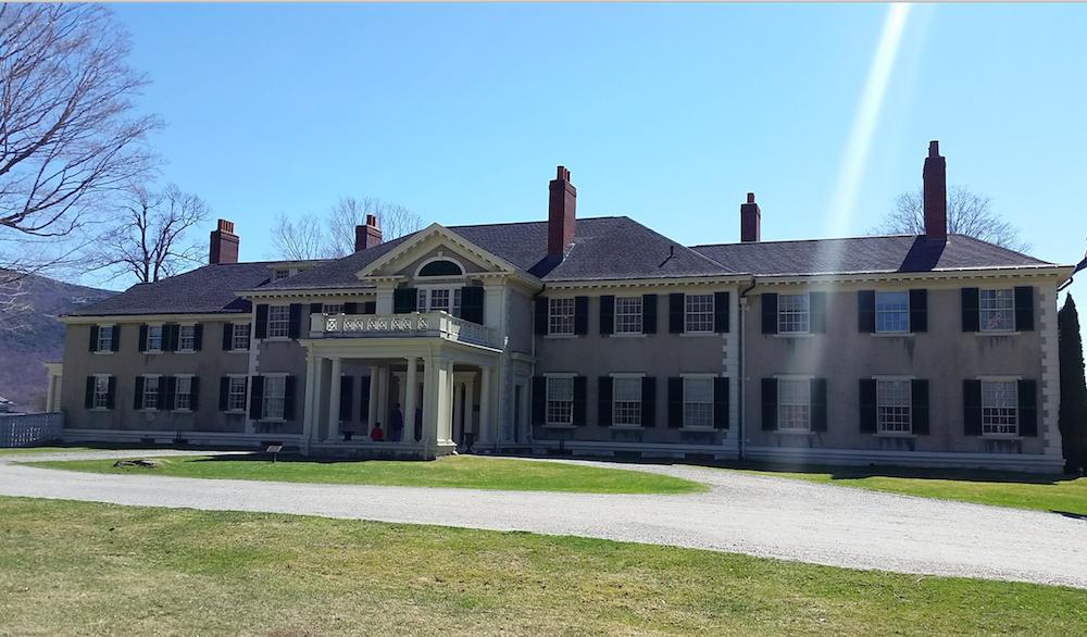 Historic Hildene, Lincoln family home in Manchester, Vermont