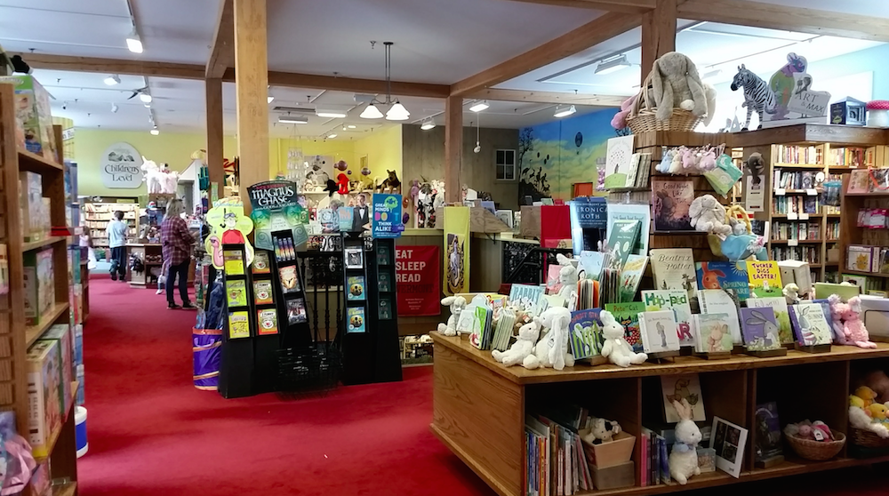 Northshire Bookstore in Manchester Vermont