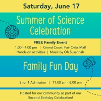 Children's Science Museum hosts 'Summer of Science'