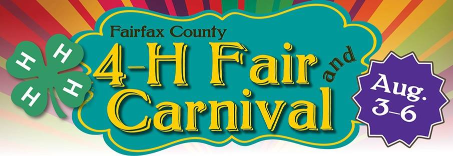 Fairfax County 4-H fair