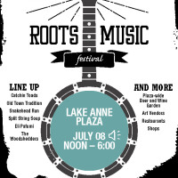 Lake Anne Plaza debuts Roots Music, a new festival