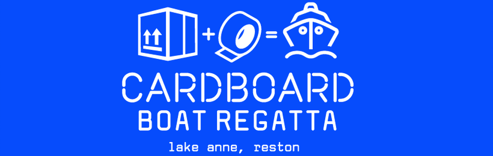 Cardboard Boat Regatta Reston