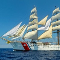 USCG Cutter Eagle to dock in Alexandria