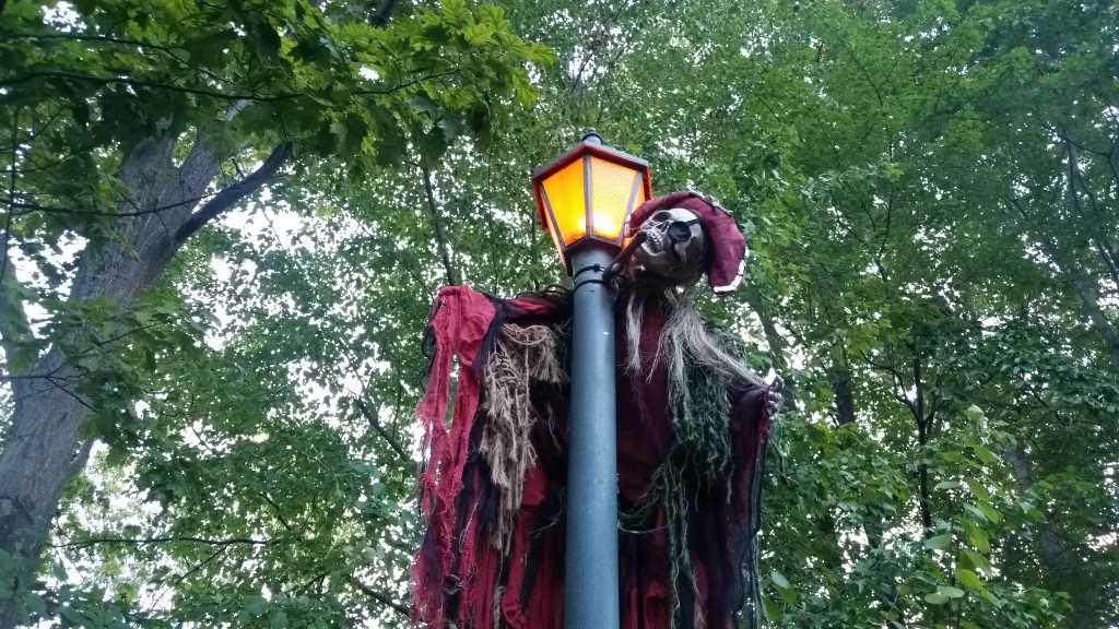 Busch Gardens Williamsburg Howl-O-Scream