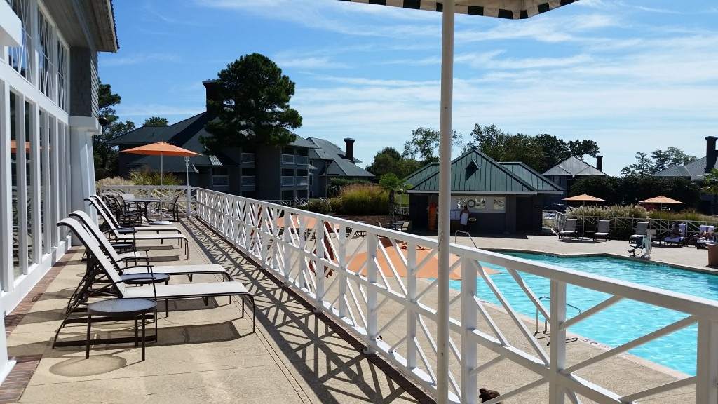 Kingsmill Resort outdoor pool