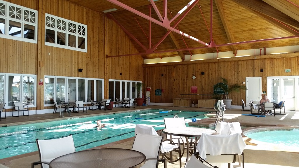 Kingsmill Resort indoor pool