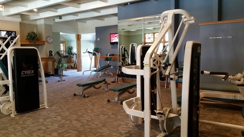 Kingsmill Resort gym