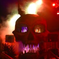 Thrills and chills at Busch Gardens Howl-O-Scream