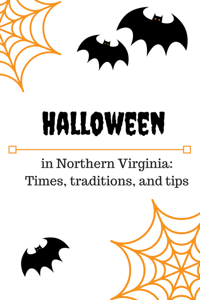 Trick or treat in Northern Virginia