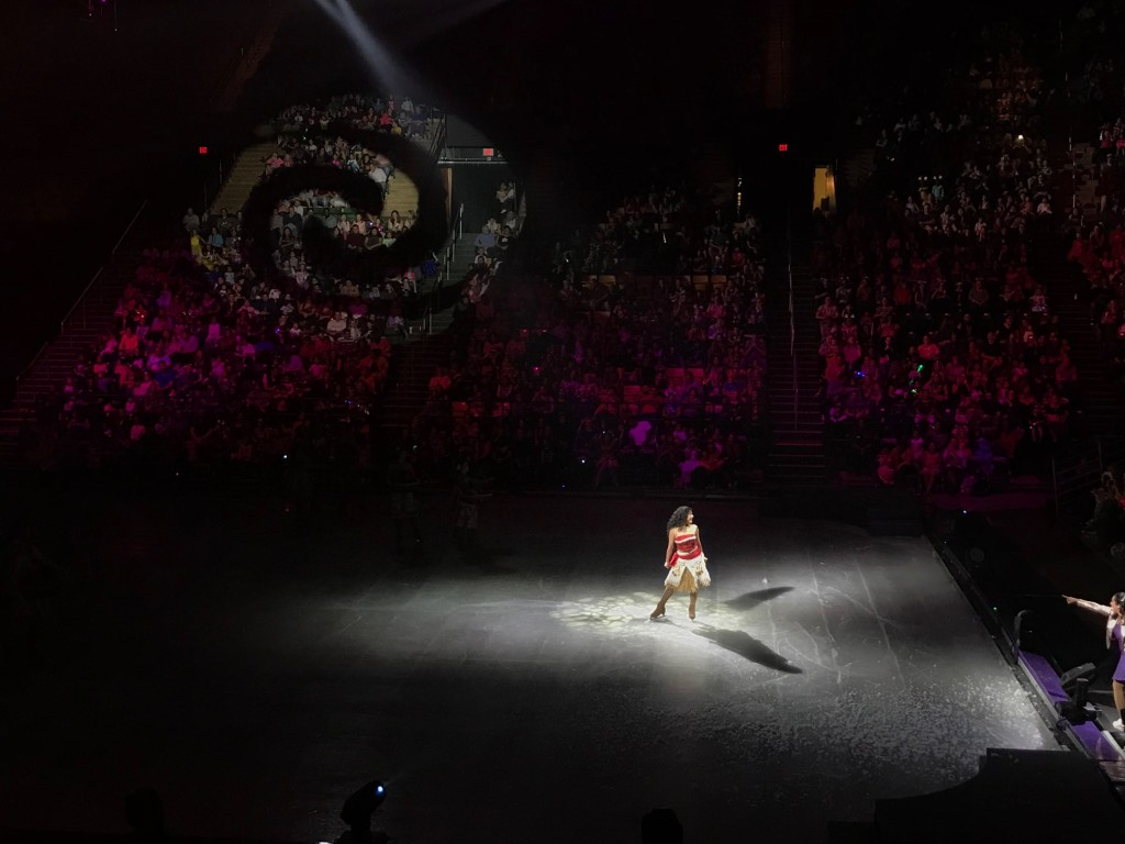 Disney on Ice Moana