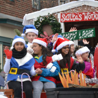 Holiday Parades in Northern Virginia