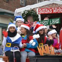 Holiday Parades in Northern Virginia
