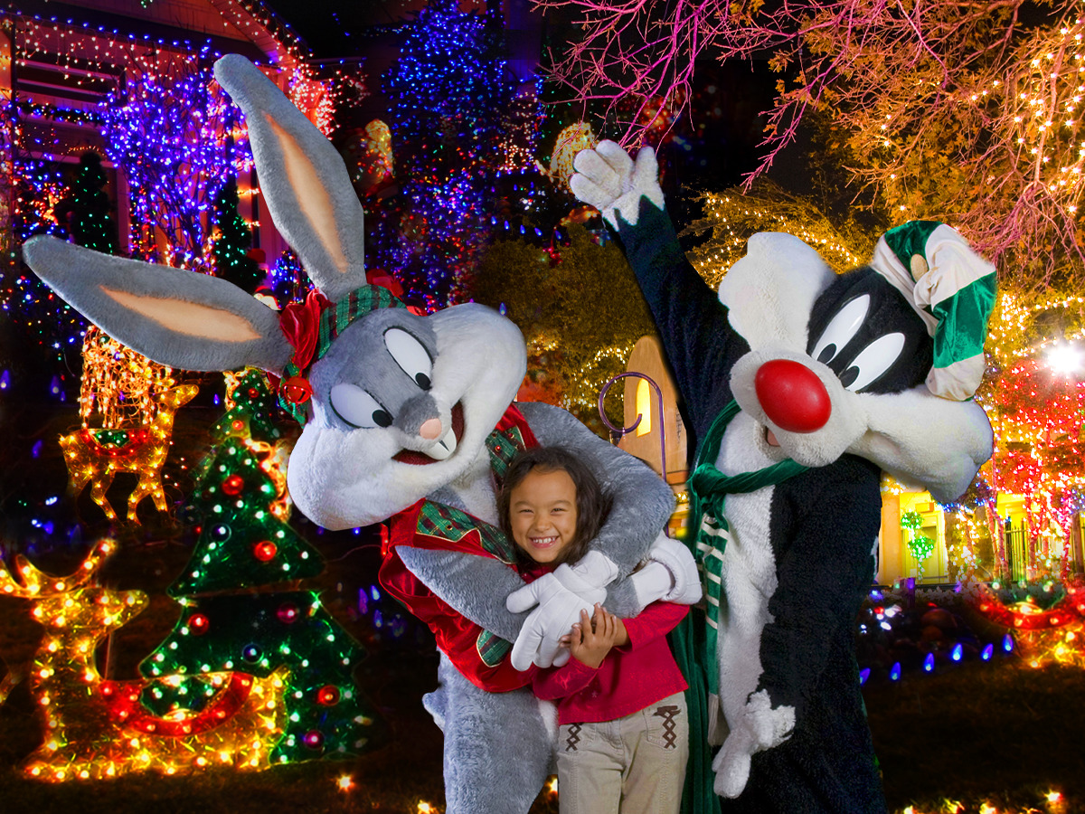 Holidays at Theme Parks - Fairfax Family Fun