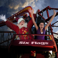 Holidays at Theme Parks