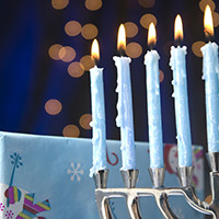 Hanukkah events in Northern Virginia
