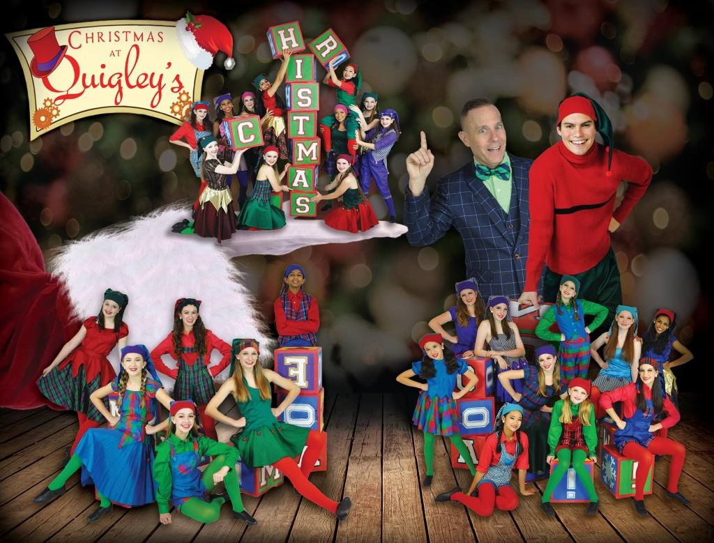 ETAP Christmas show