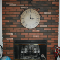 No mantle? No problem… At Home Stores can help