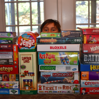Enjoy the benefits of playtime through board games
