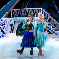 Disney on Ice presents Frozen returns to DC