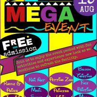 Kid Junction celebrates with 'Mega Event,' free admission